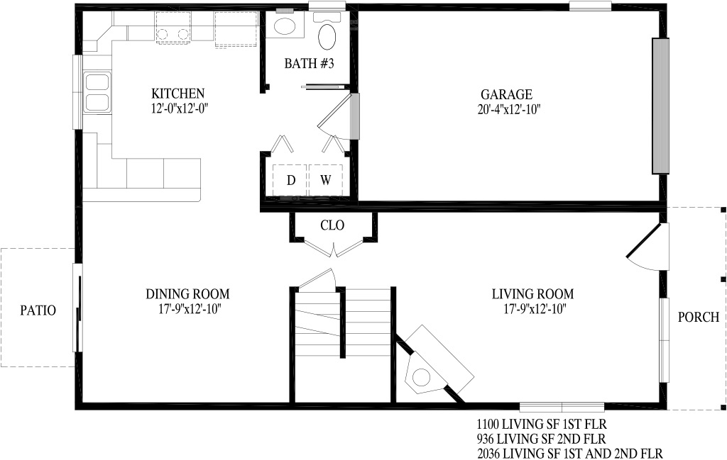Brighton two story style modular homes for Brighton homes floor plans