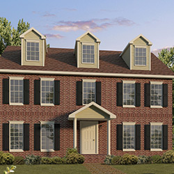 Colonial And Two Story Style Modular Homes From Gbi Avis