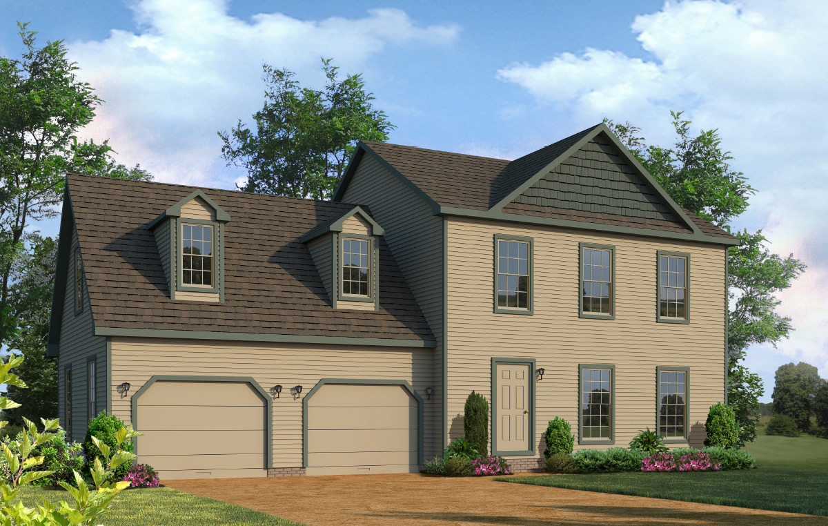 waterford two story style modular homes. Black Bedroom Furniture Sets. Home Design Ideas