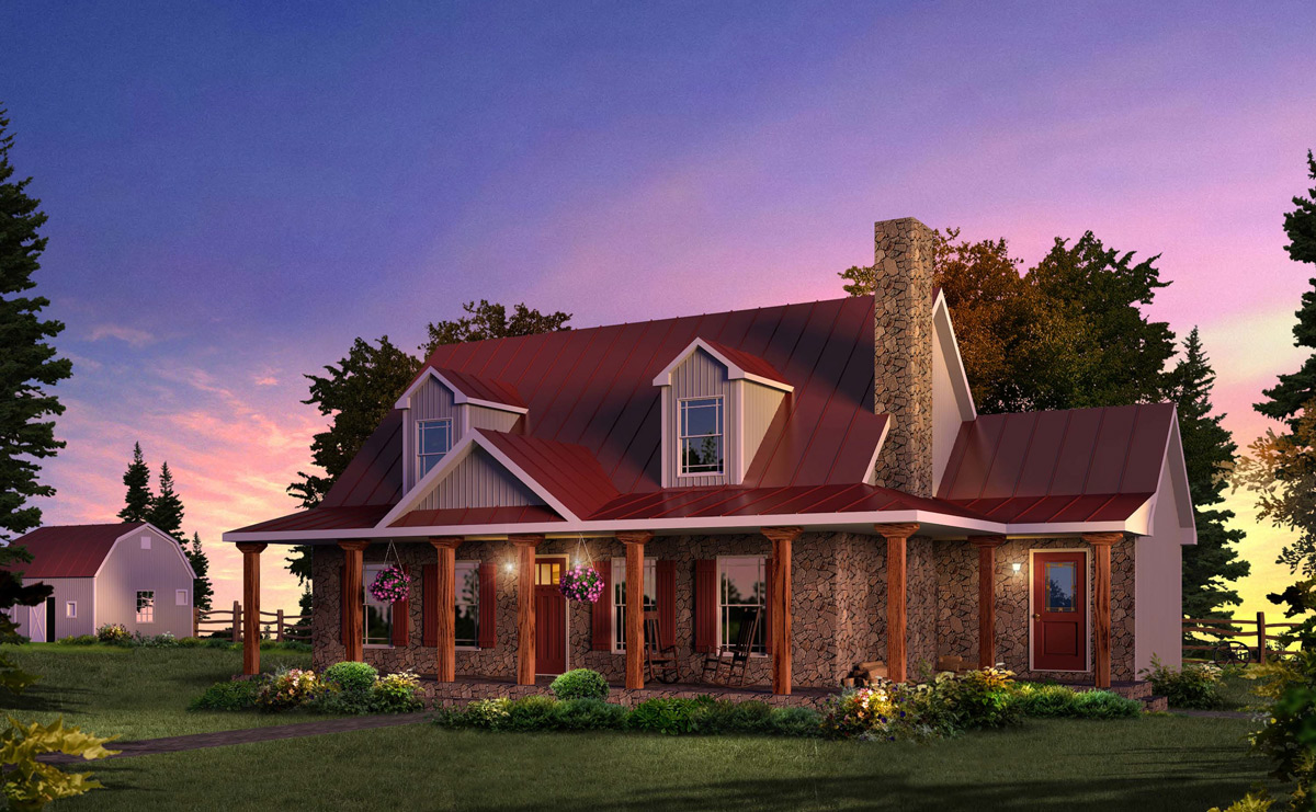 Cameron i cape style modular homes for Cape style modular homes