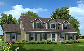 Cape style modular homes for Cape style modular homes
