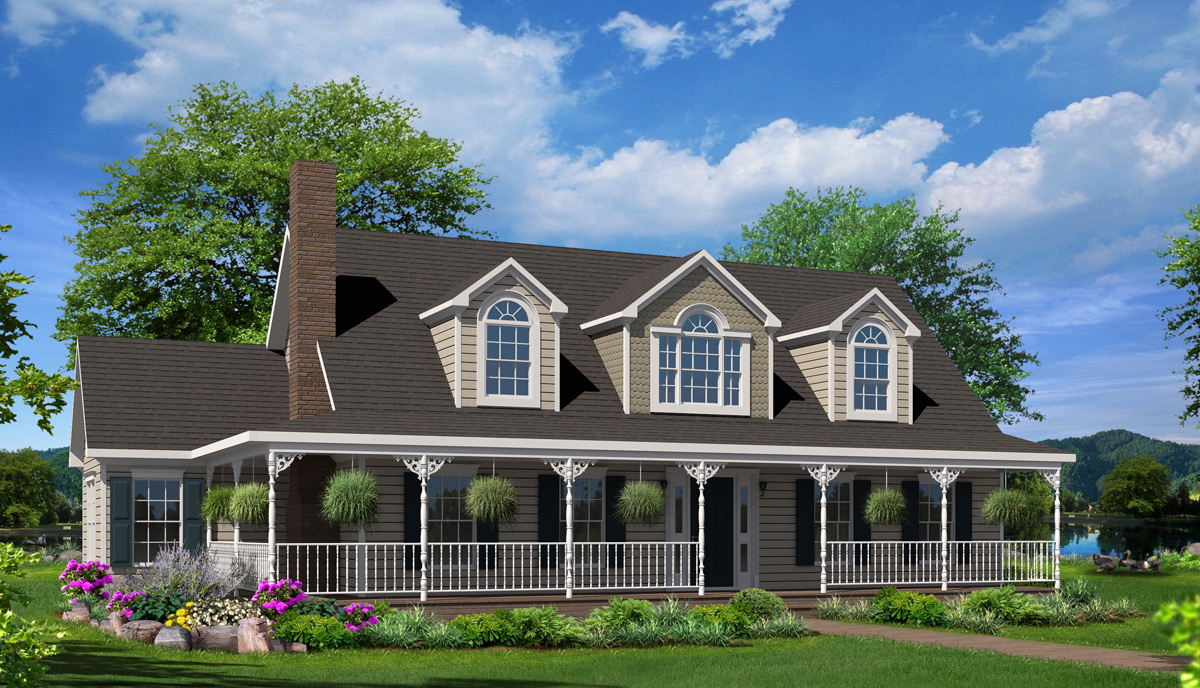 cape style modular homes