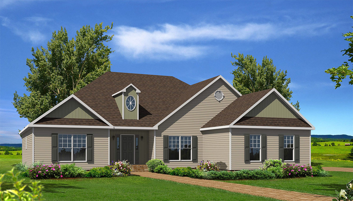 Highland cape style modular homes for Cape style modular homes