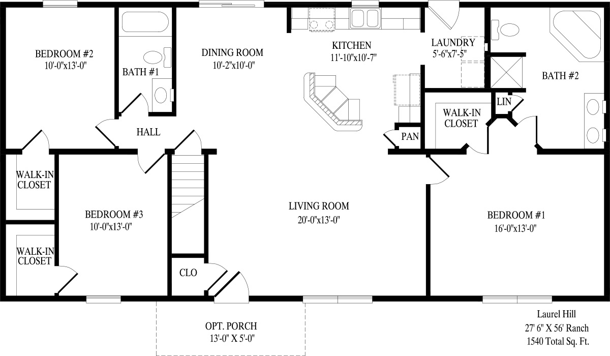 Laurel Hill F1 Floor Plans For Homes Free 18 On Floor Plans For Homes Free