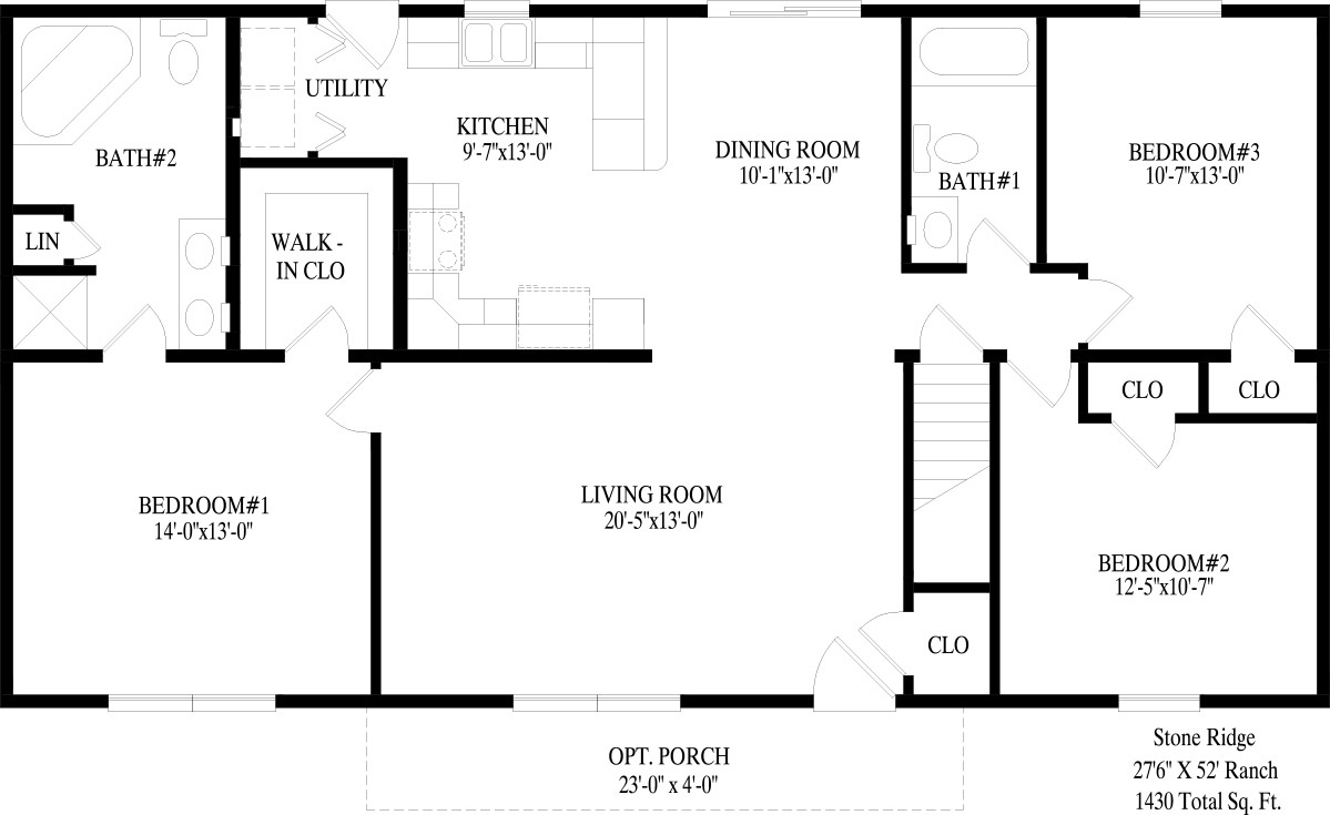 5 Bedroom Modular Homes Floor Plans on oakwood homes floor plans single wide