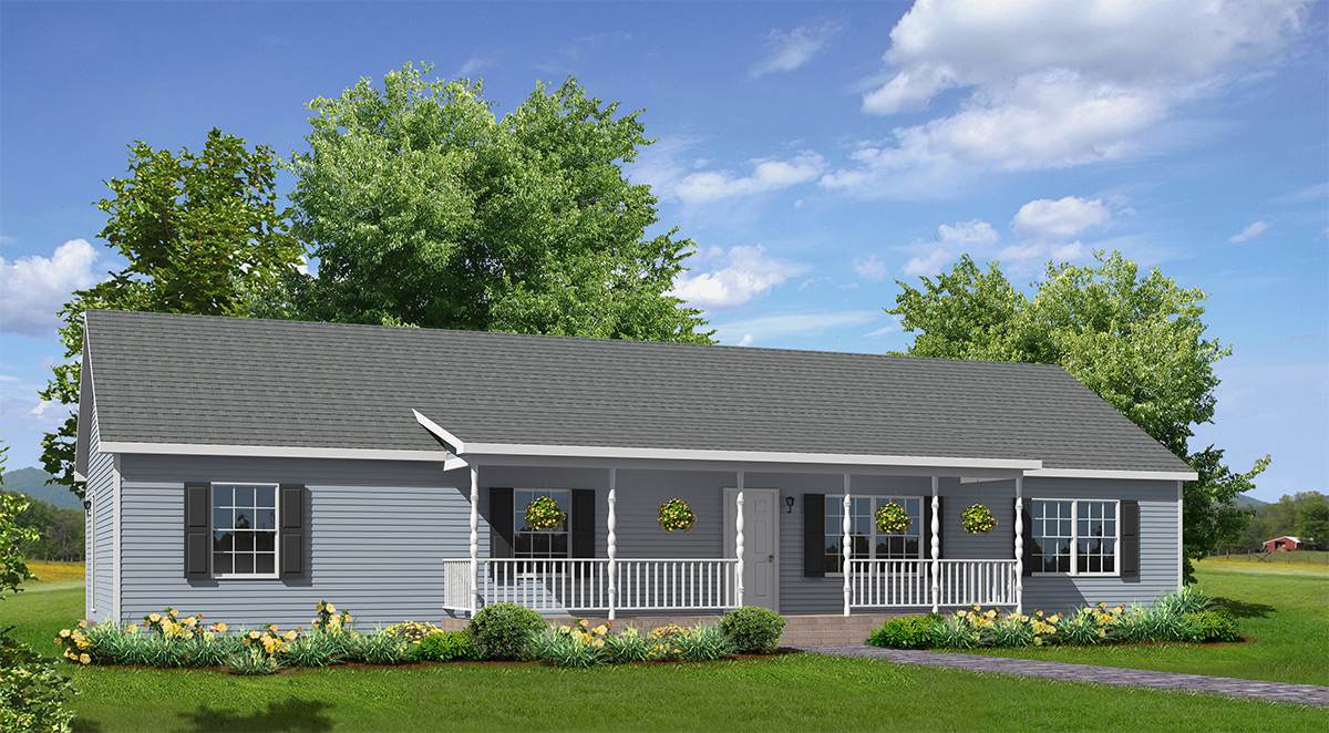 Modular Home Ranch Style Modular Homes