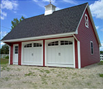 New Garages in MA, CT, NH, ME, RI