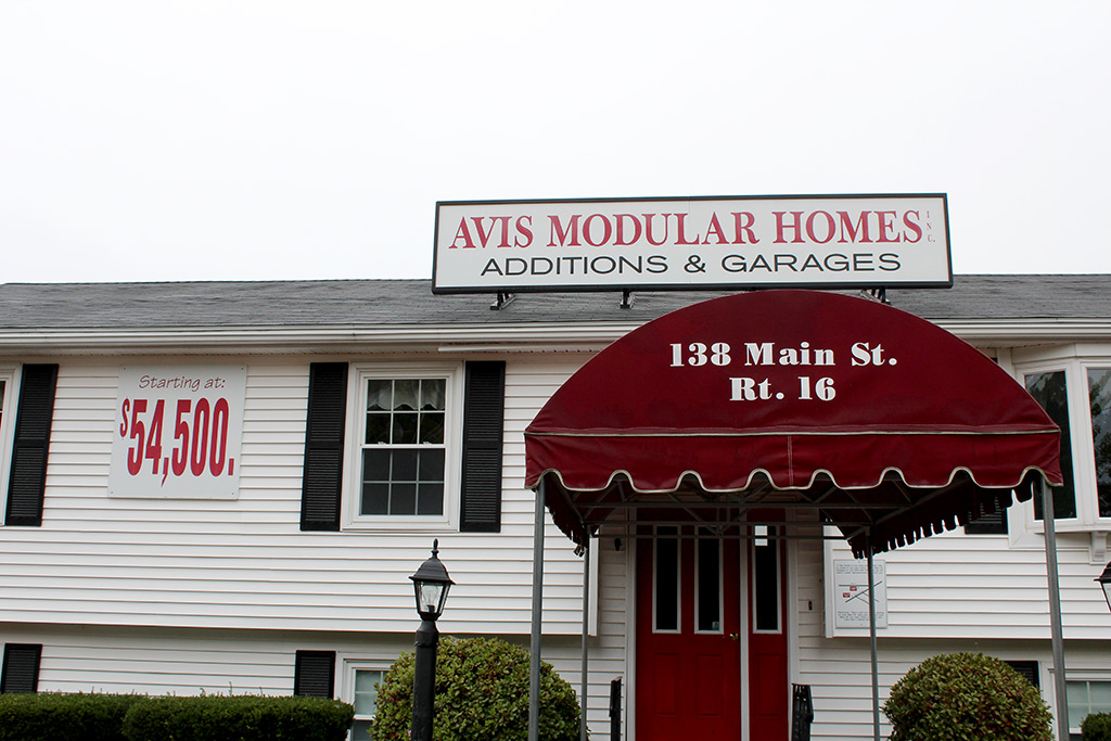 Home construction services from gbi avis for Prefab garage additions
