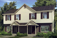Duplex/Townhouse Style Homes available in MA, CT, NH, RI