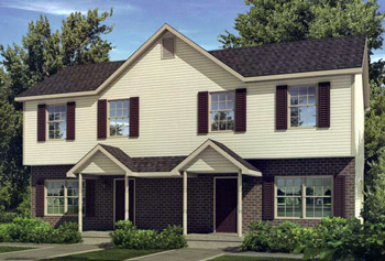Duplex And Townhouse Style Modular Homes From Gbi Avis