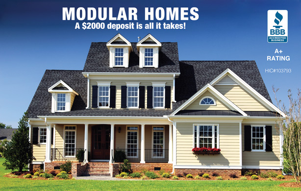 Gbi avis modular homes in ma ct nh ri and new houses in for Modular built homes